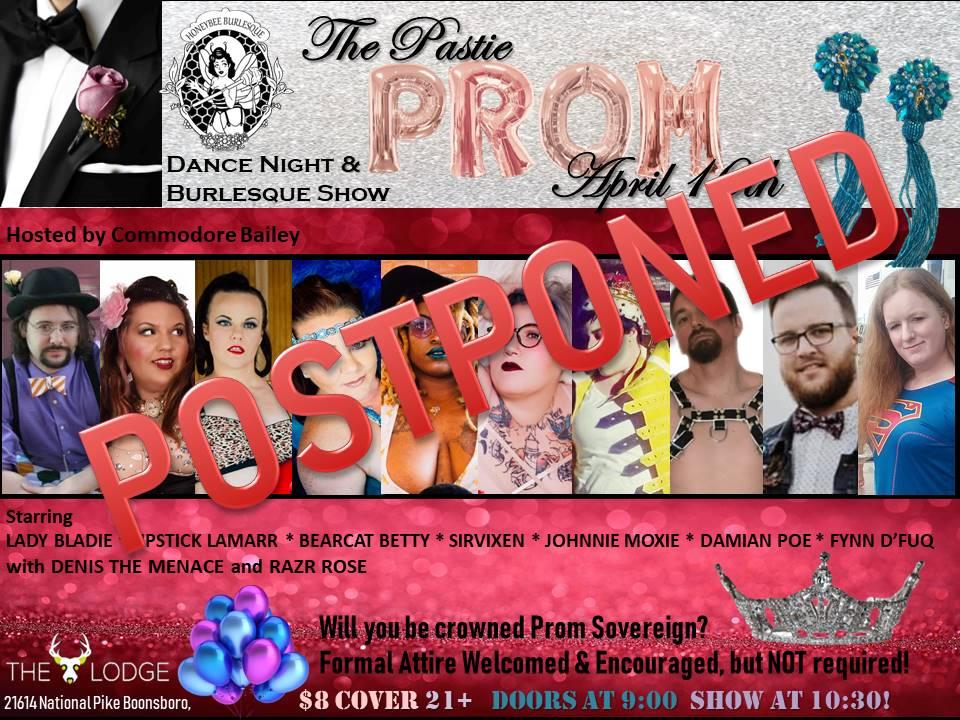 Postponed April